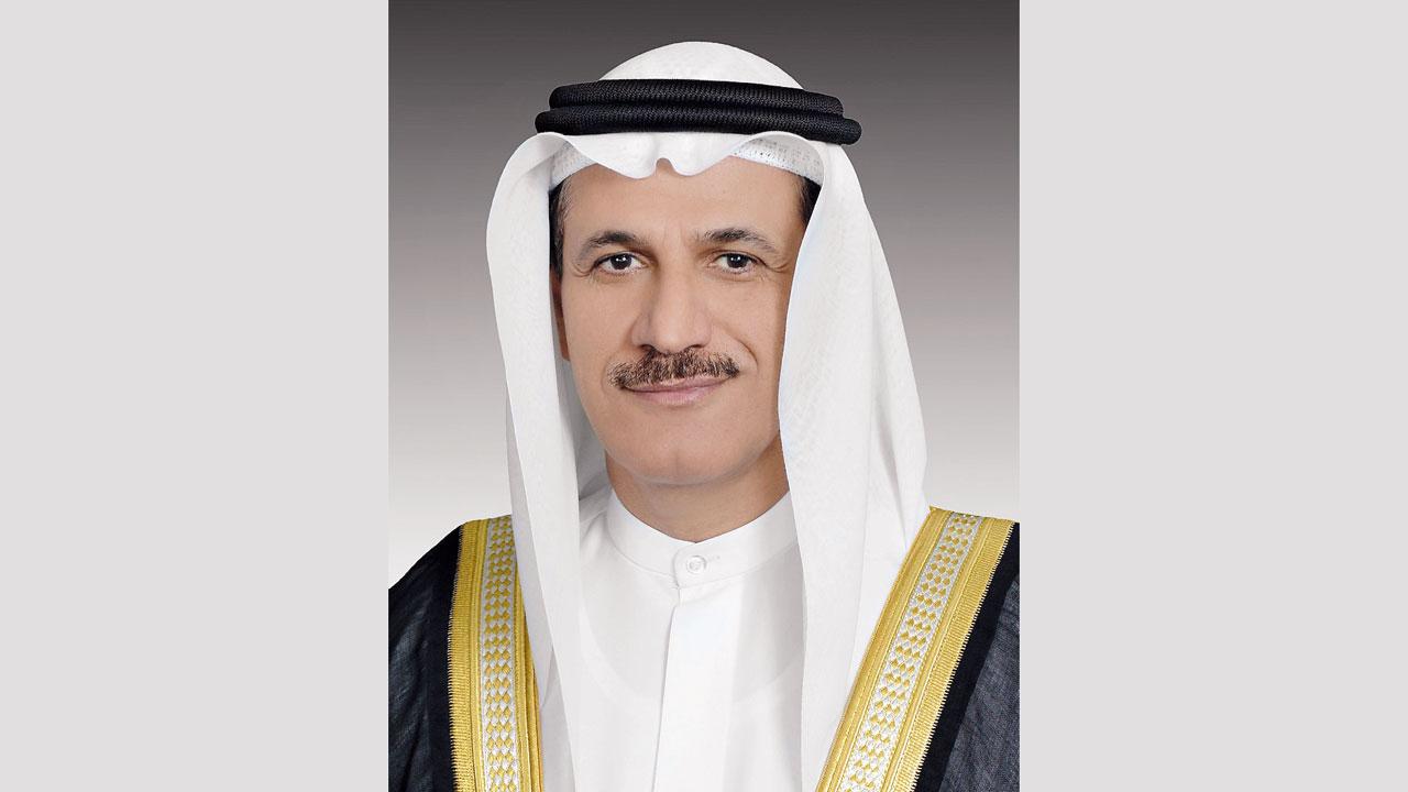 سلطان المنصوري: «(الوزارة) حريصة على توفير بيئة حاضنة وصديقة للشركات والمشروعات في الدولة».