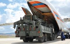 الصورة: تركيا تستقبل رابع شحنة روسية من «إس-400».. ودعوات أميركية لفرض عقوبات