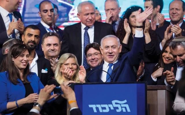 الصورة: الانتخابات الإسرائيلية المقبلة امتحان حقيقي للمتشددين والمعتدلين