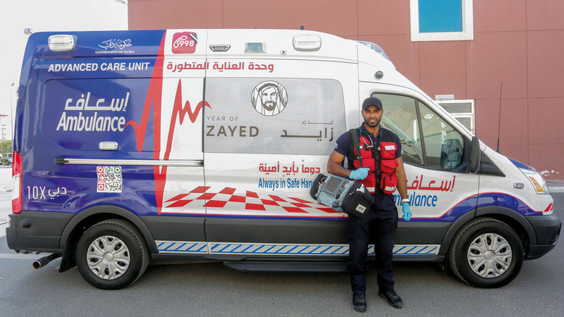 المؤسسة دربت 680 فرداً على كيفية التعامل مع مرضى القلب. من المصدر