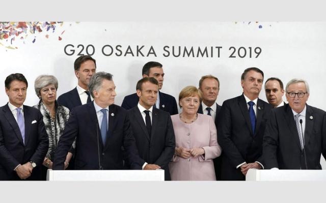 الصورة: فاعلية مجموعة الـ 20 تتراجع   في النظام العالمي