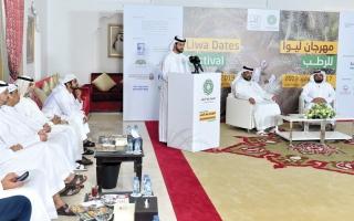 الصورة: «ليوا للرطب» يحتفي بالنخلة وتراث الإمارات