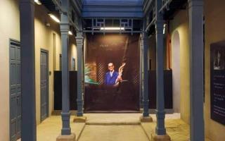 الصورة: افتتاح متحف ومركز إبداع نجيب محفوظ