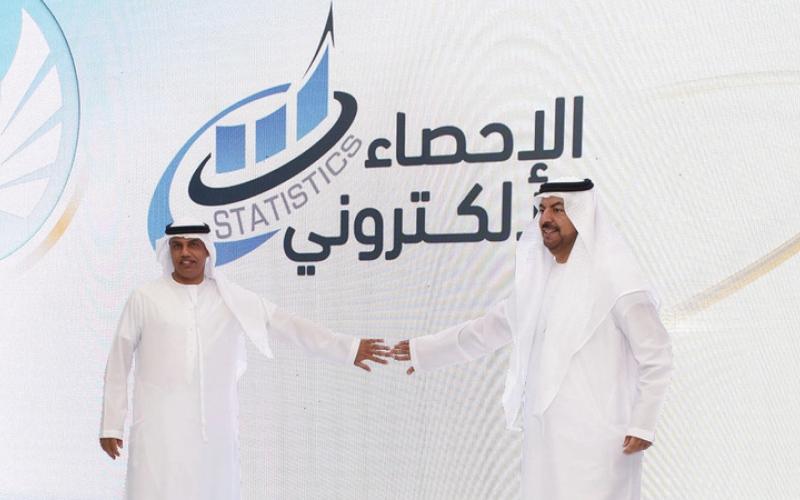 الصورة: «جمارك دبي» تطلق نظام «الإحصاء الإلكتروني»