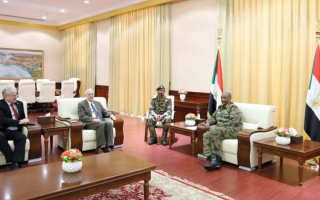 الصورة: تأجيل اجتماع «العسكري» السوداني و«الحرية والتغيير» للمرة الثانية