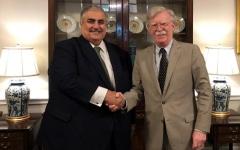 الصورة: واشنطن تتعهد بمواصلة التصدي لخطر إيران في المنطقة