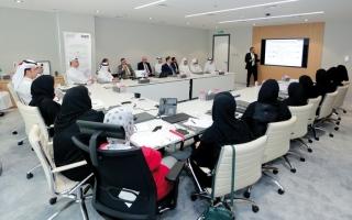 الصورة: 100 يوم.. ترتقي بقطاعات «دبي للثقافة»