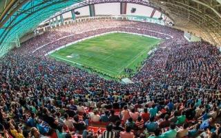 الصورة: «طيران الإمارات» ترعى بطولة اتحاد غرب آسيا لكرة القدم