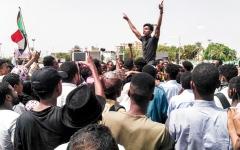 الصورة: «الترويكا» ترحب باتفاق السودان.. ومسيرات في الخرطوم لتأبين «شهداء الثورة»