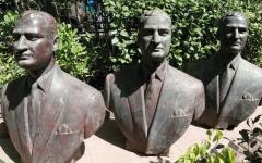 الصورة: الحكومة المصرية توقف بيع 3 تماثيل لعبدالناصر.. وتقرر إعادة ترميمها