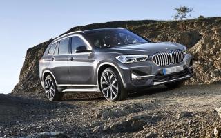 الصورة: «BMW» تكشف عن «X1» لعام 2020 بمظهر جديد وفئة هجينة