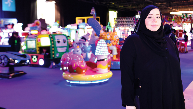 سهيلة غباش: «استراتيجية جديدة تبحث عن كيفية تغيير شخصية (مدهش) لتتوافق مع الأحداث المقبلة في دبي».