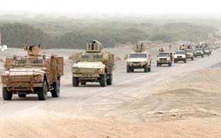 الصورة: الجيش اليمني يسيطر على مناطق جديدة  في «باقم» صعدة