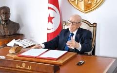 الصورة: اتحاد الشغل في تونس يطلب تحييد المساجد قبل الانتخابات