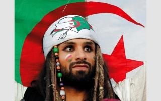 الصورة: فرحة جزائرية مستحقة