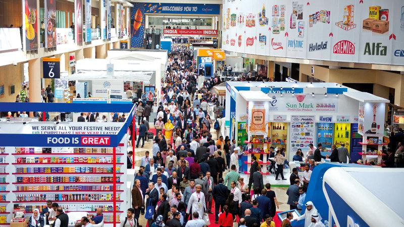 المشاركون من خارج الدولة في الفعاليات الكبرى للمركز يمثلون 41% من إجمالي عدد المشاركين. من المصدر