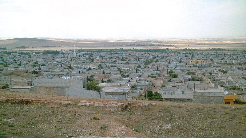 عين العرب (كوباني) واجهت الدمار وتعرّض أهلها للتشريد.  أرشيفية
