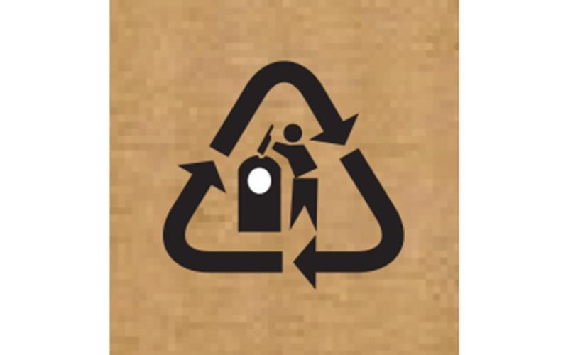 الصورة: إنفوغرافيك.. علامات إعادة التدوير.. صغيرة بمضامين كبيرة