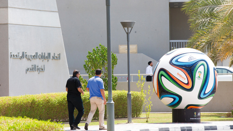 لجنة الاستئناف باتحاد الكرة تتخذ قراراتها باستقلالية.  الإمارات اليوم