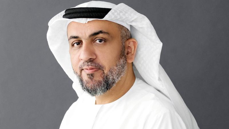 الدكتور يوسف آل علي: «نظام الفحص الجديد يحاكي أجهزة وأجزاء المركبة، عبر تقنيات الذكاء الاصطناعي».