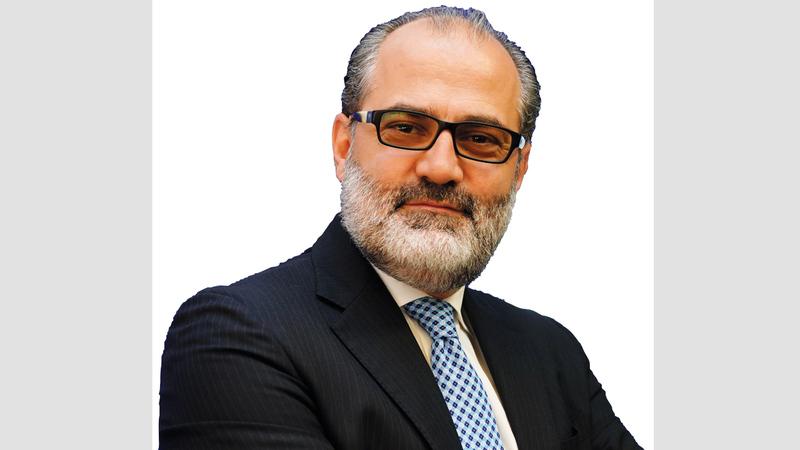 مارشيلو باريكوردي: «تنمية التجارة الإلكترونية في الإمارات تتيح فرصاً هائلة لدفع النمو الاقتصادي».