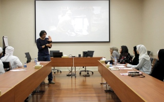 الصورة: «فن».. تجمع سينمائيين ناشئين في «صناعة الأفلام»