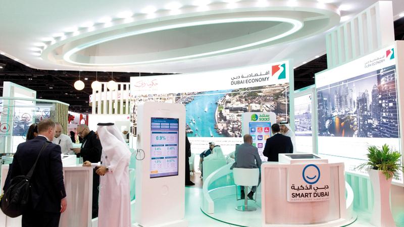 إدارة حماية الأعمال في اقتصادية دبي حريصة على مساعدة التجار ودعمهم في حماية حقوقهم. أرشيفية