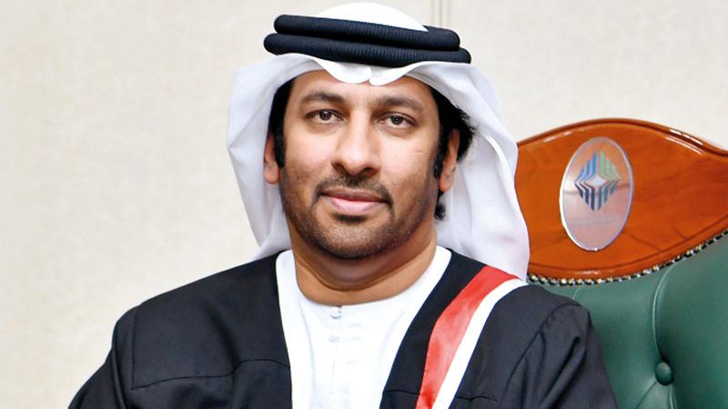 عبدالقادر موسى: «لأول مرة في دبي والإمارات، لجنة قضائية تنتقل إلى  مؤسسة عقابية لدراسة حالة المسجونين».