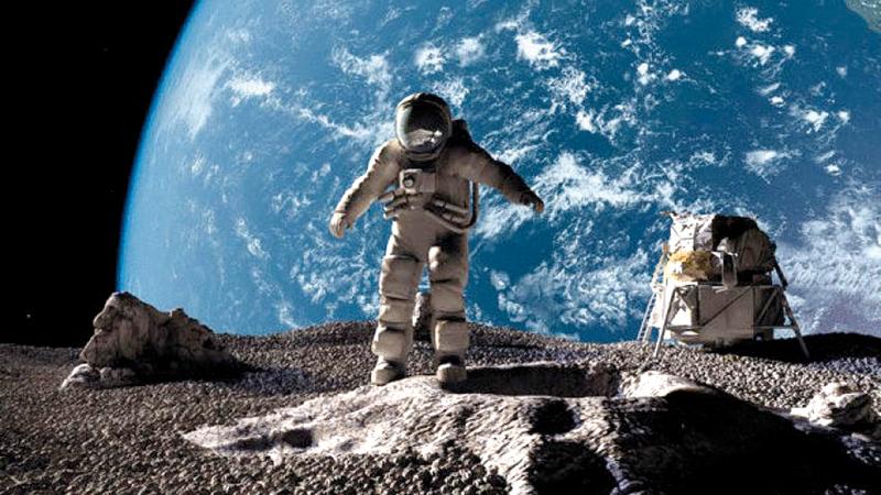 الدراسة حددت ماهية أنشطة الفضاء الخارجي. أرشيفية