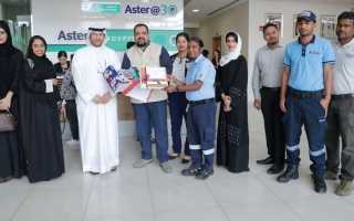 الصورة: «إسعاف دبي» توفر خدمات متكاملة للحجاج في المطار