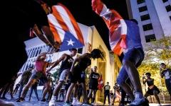 الصورة: حاكم بورتوريكو يعلن تنحيه في الثاني من أغسطس المقبل