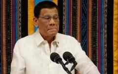 الصورة: شعبية الرئيس الفلبيني ترتفع إلى مستويات قياسية