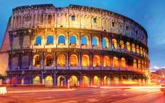 الصورة: رومــا.. رحلة في التاريخ والرفاهية