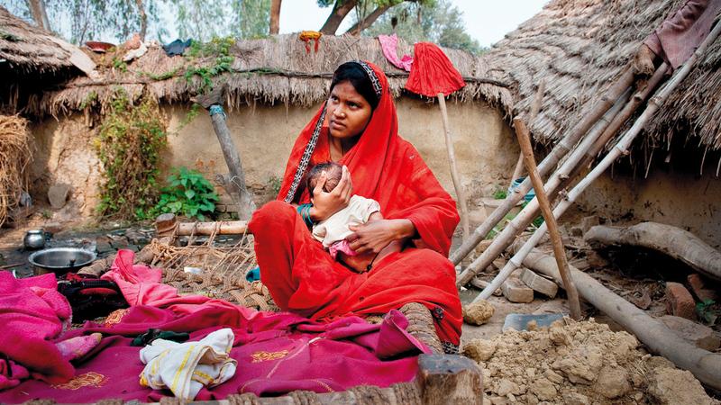 نسبة المواليد الإناث في الهند أقل من الذكور. أرشيفية