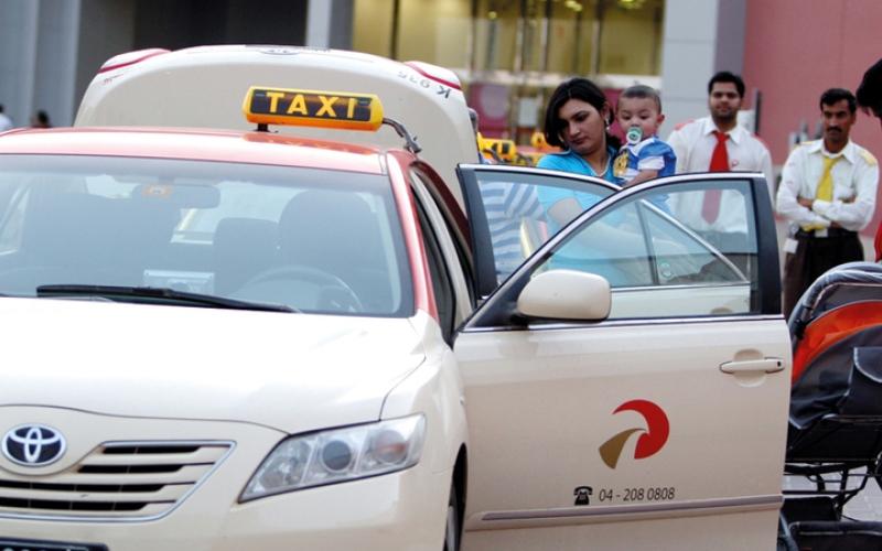 الصورة: نظام ذكي يرصد 9 ممارسات خاطئة لـ«تاكسي دبي»