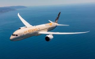 """""""الاتحاد للطيران"""" تستعد لتشغيل رحلاتها المنتظمة بدءاً من أول يوليو"""