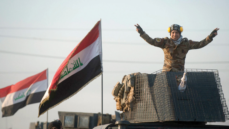 «الفرقة الذهبية» أسّسها الجيش الأميركي بداية احتلاله العراق. أرشيفية