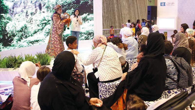 «إسلامية دبي» تنفذ فعاليات طوال العام بهدف تعزيز التسامح. من المصدر