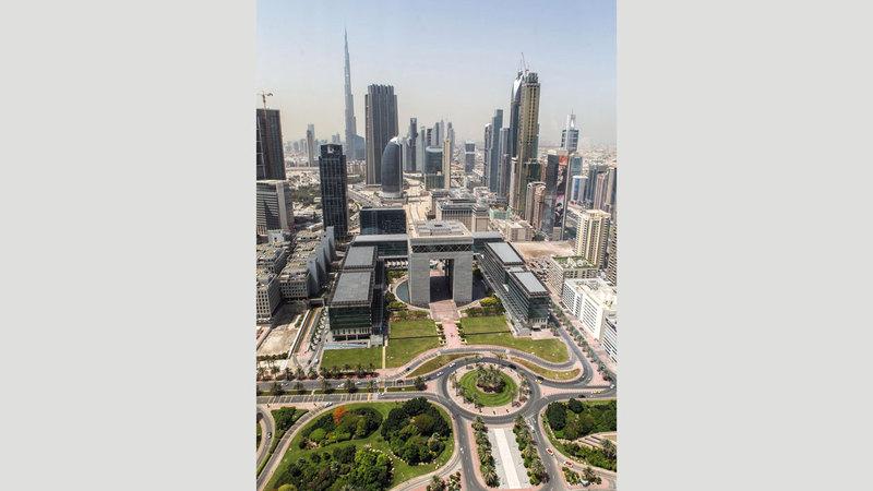 قطاع الاستثمار استحوذ على المركز الأول في القطاعات الاستثمارية بدبي بعدد 18 شركة. تصوير: أحمد عرديتي