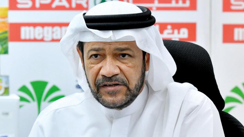 هاشم النعيمي: «غرامة تصل إلى 100 ألف درهم للتاجر الذي يمتنع عن إصدار فواتير شراء».