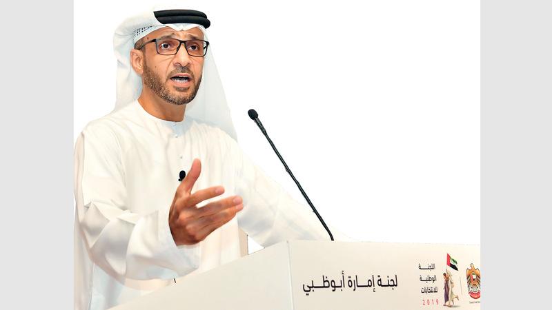 الدكتور سعيد محمد الغفلي: «الدولة لن تتدخل في تمويل حملات المرشحين ولن تقدم أية تعويضات لهم نظير ما ينفقونه على الترشح».