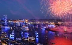 الصورة: هامبورغ تثير شغف زوارها من الخليج بتجارب حصرية وأجواء احتفالية على واجهتها البحرية