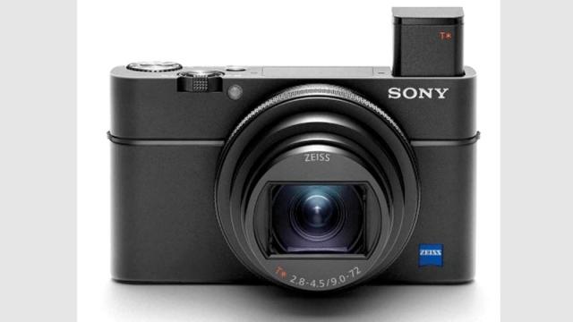 «سوني» تطلق كاميرا فاخرة بتركيز تلقائي احترافي - الإمارات اليوم