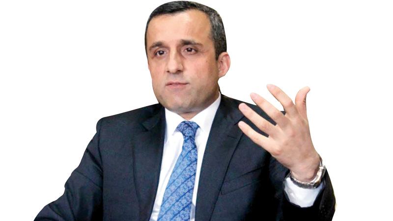 أمرالله صالح نجا من التفجير. أرشيفية