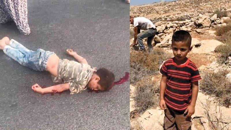 الطفل طارق لم تمنعهم طفولته من قتله. أرشيفية