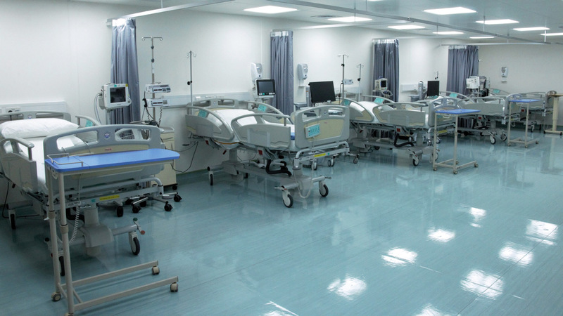 المركز تديره «صحة دبي» ويعمل على مدار الساعة. من المصدر