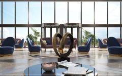 """الصورة: فنادق ريكسوس تعيد إطلاق """"مكادي باي"""" البحر الأحمر"""