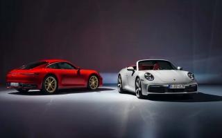 الصورة: بالفيديو.. بورشه تطلق الجيل الثامن من أيقونتها Carrera 911 الجديدة