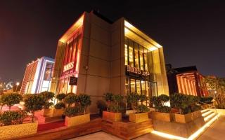 الصورة: «دورز» في دبي يوقظ الحواس الخمس