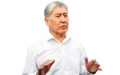 الصورة: فشل عملية لتوقيف الرئيس القرغيزي السابق أتامباييف